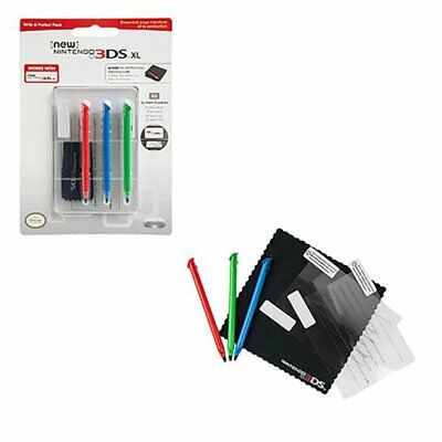 Write & Protect Pack for New Nintendo 3DS XL NEW