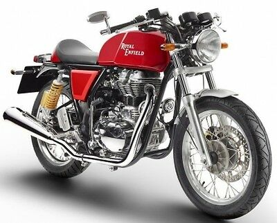 Royal Enfield Continental GT BRAND NEW registered june 2016