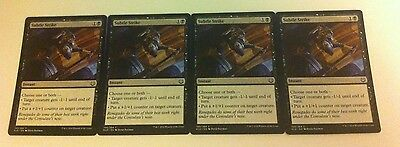4 x MTG Card - SUBTLE STRIKE - Kaladesh - NEW