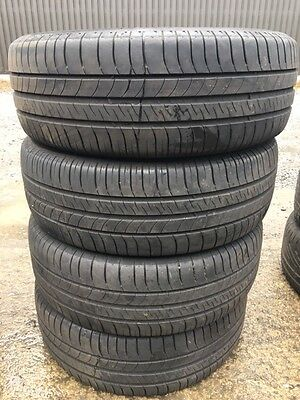 4X Pneus Ete Occasion 205/60/16 Michelin Saver  4/5Mm