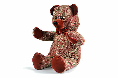 Orsetto Pupazzo Etro Home Collection -Etro Puppet Bear