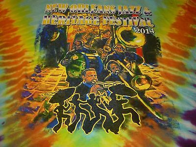 New Orleans Jazz Festival Shirt ( Used Size XL ) Nice Condition!!!