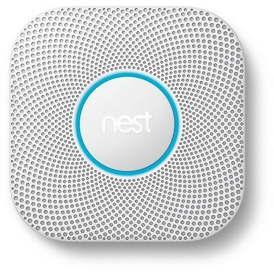 Nest Protect 2nd Generation Smoke + Carbon Monoxide Alarm Battery - S3003BWGB