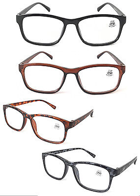 L109 Retro Popular Nerd Plain Reading Glasses/Hyperopia Spectacles/Simple/Unisex