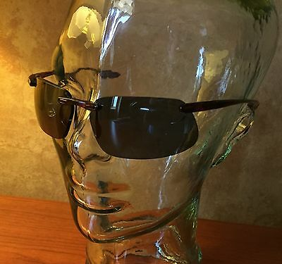 ☀Maui Jim Sunglasses MJ-409-10☀Tortoise Frames Only☀RX NEEDS NEW LENSES
