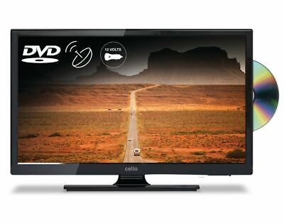 """Cello C20230FT2S2 20"""" HD Ready LED TV/DVD with Freeview HD & Satellite Tuner"""