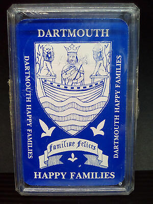 Collectors 1987 Special Edition - Dartmouth 'Happy Families' Card Game New Boxed