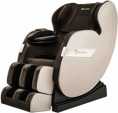 Full Body Shiatsu Massage Chair Recliner Surround Space Capsule w/Foot Roller