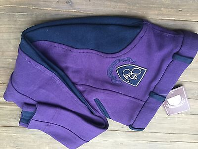 Sherwood Forest Girls Jodhpurs - Purple Navy Two Tone - Reduced To Clear - Sale