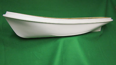 Fibreglass model boat hull  Steam coastal and harbour tug 1:24 scale 43""