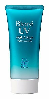 Biore UV Aqua Rich Watery Essence Waterproof Sunscreen SPF50+ PA++++ Body / Face