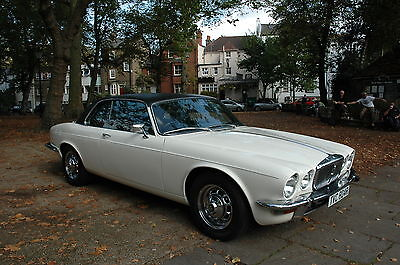 Daimler Sovereign Coupe (XJC) 4.2 Auto