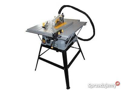 Titan Ttb674Tas 254Mm Table Saw 230-240V 40Tct Blade Powder Coated Extensions