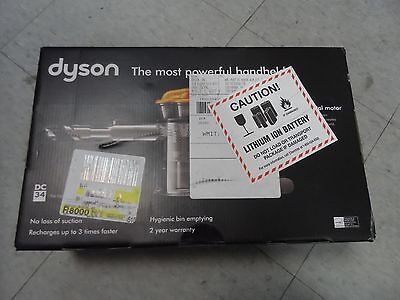 DYSON DC34 HANDHELD CORDLESS PORTABLE BAGLESS CYCLONIC VACUUM New