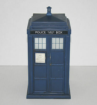 Doctor Who FLIGHT CONTROL TARDIS - 9th / 10th Doctor with Lights & Sound FX