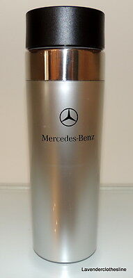 Mercedes-Benz Stainless Insulated Pop Top Travel Cup