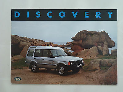 Catalogue Land Rover Discovery