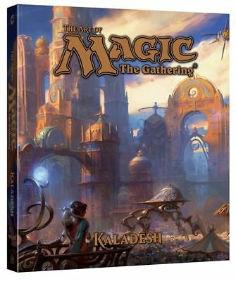 The Art of Magic The Gathering Kaladesh (Englisch) Magic Buch Hardcover Artwork