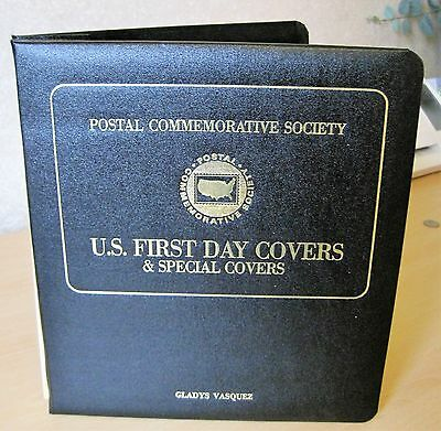 USA Stamps Postal Comm. Society U.S. Postal First Day Covers 1969-83  47 Covers