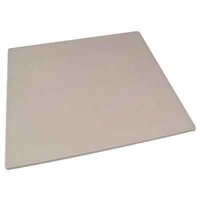 "American Metalcraft Ceramic Pizza Baking Stone - 15"" x 14"" Rectangular"