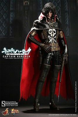 Hot Toys Captain Harlock nuovo Sixth Scale action figure