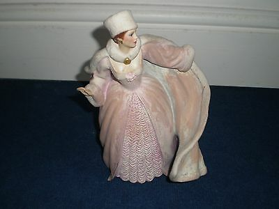 Franklin Mint Ornament - Missing Hand, Ornament Has Previously Been Overpainted