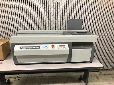 Duplo 280 Automated Perfect Binder