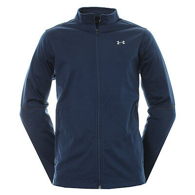 SALE - Under Armour Elemental Jacket   Navy   Small