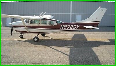 1962 Cessna 210B Used, Plane, Airplane, All Logs Available, No Damage History