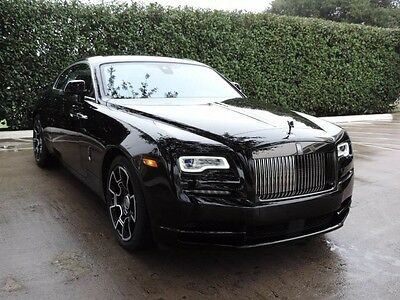 2017 Rolls-Royce Other  Black Badge Edition! Wow!!!