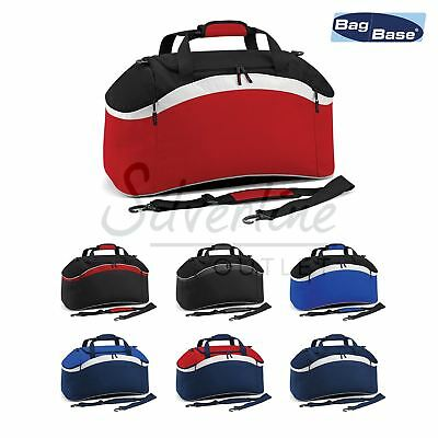 Bagbase Teamwear Sports Leisure Holdall Multifunctional Hand Carry Polyester Bag