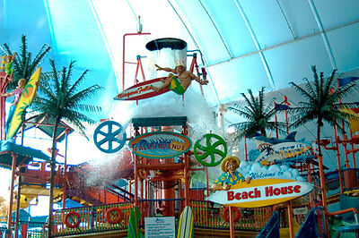 Niagara Fallsview Indoor Water Park Day Pass