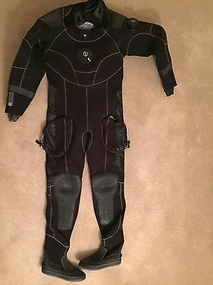 Waterproof Draco Ladies Drysuit Size ML Tall