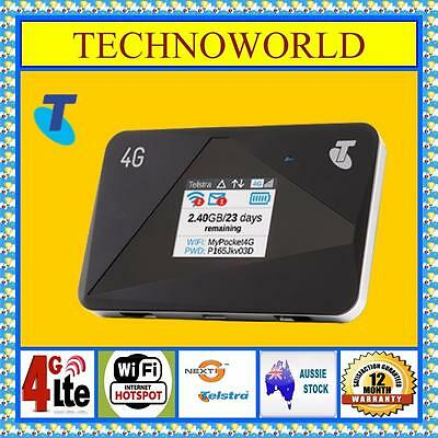 Telstra 4G Wifi Ultimate Netgear Aircard 785S Modem/broadband+Dual Antenna Port