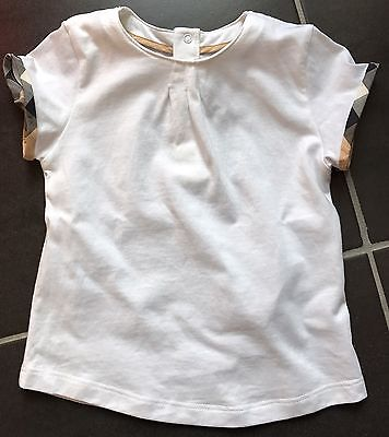 T-shirt Burberry 12 mois comme Neuf