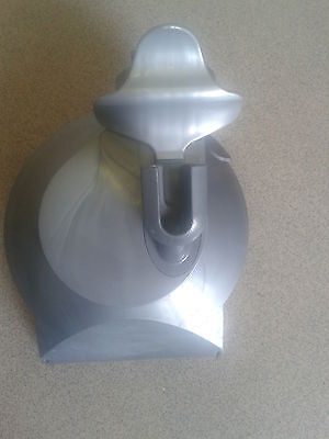 DYSON DC08 TOP FILTER COVER GENUINE PART TELESCOPIC WRAP  fast free uk postage