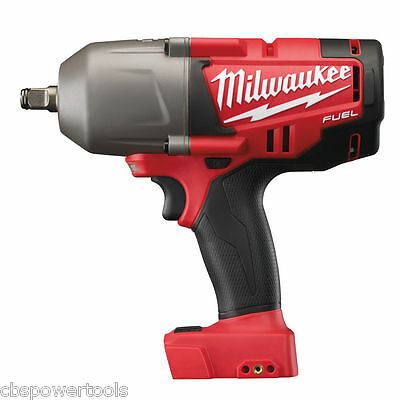 """Milwaukee M18CHIWF12-0 FUEL Impact Wrench 1/2"""" FR (Unboxed Unit Only)"""
