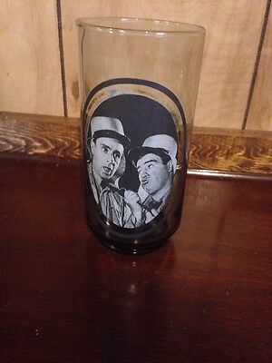 Abbot And Costello Glass Collectors 1979