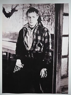Marlon Brando (On The Waterfront) A4 Magazine Poster