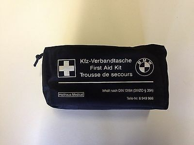 Genuine BMW First Aid Kit 6949966 Universal