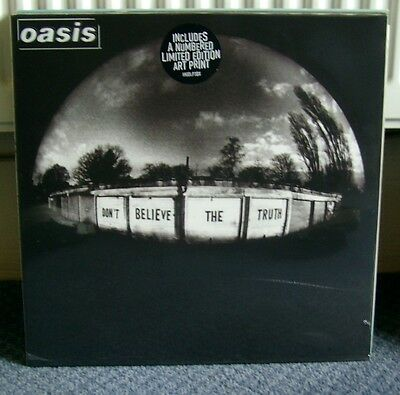 Oasis - Don't Believe The Truth - Original 2005 Release - Sealed And Unplayed