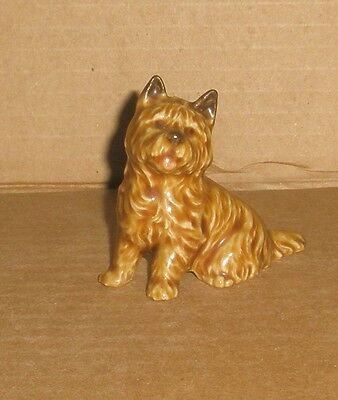 Dog Figurine Cairn Terrier