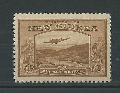 New Guinea 1939 6d Air Mail Postage SG219 Mint Cat£40