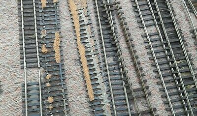 PECO, GEM & HORNBY Flexible Track. Fair-Good Condition. Loads More Added!!!!