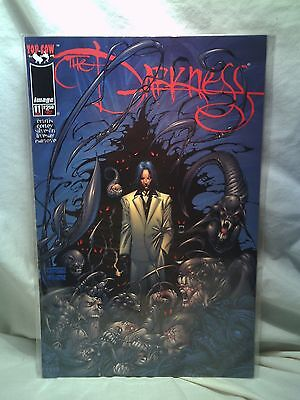 The Darkness 1998 Top Cow Image Comics Issue 11