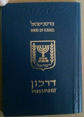 Travel Document Israel