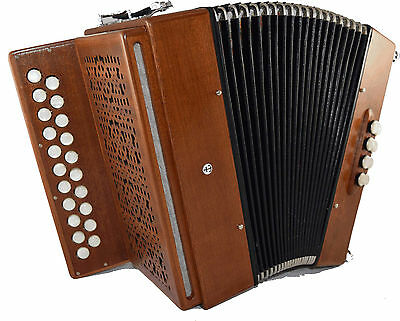 Melodeon Anchor D/G  G scale new!!!