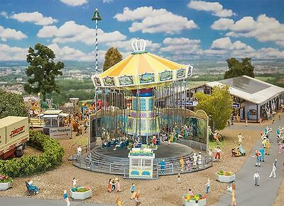 Faller Ho Scale Super Roundabout Working Carnival Ride Kit | Bn | 140344