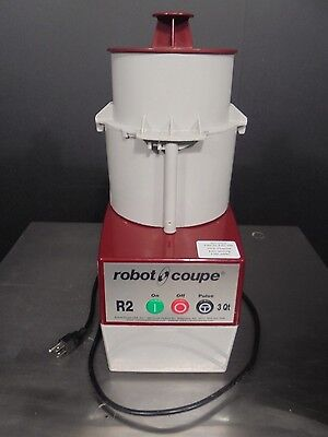 Robot Coupe   Food Processor R2C $460.00 + $35.00 Shipping