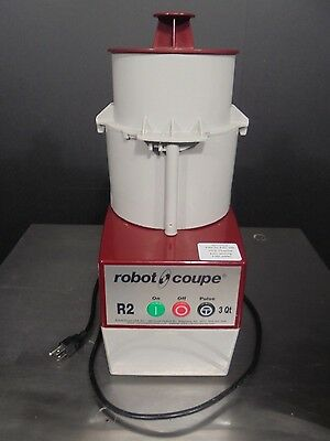 Robot Coupe R2C  Food Processor  $575.00  >>>Free Shipping<<<  Nice Units !!